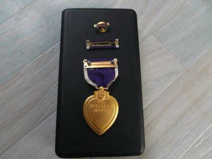 Médaille PURPLE HEART neuve originale en boite