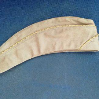 Bonnet de police WAC chino daté 1944