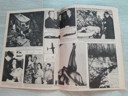 DAILY MIRROR de début 1945