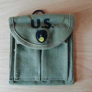 Porte chargeurs d'USM1 de 1943 couleur OD3