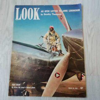 Magazine LOOK du 25 mars 1941