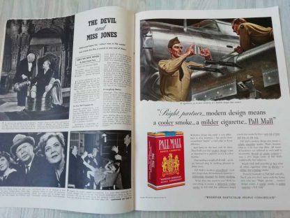 Magazine LOOK du 6 mai 1941