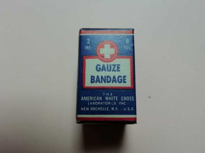 Bandage AMERICAN WHITE CROSS (2 inches/6 yards)