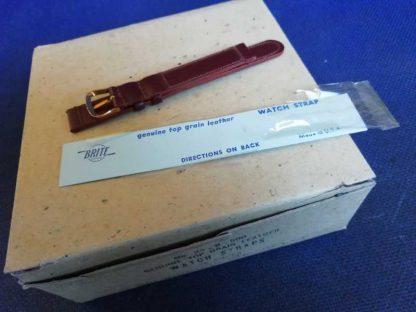 Boite et bracelet de montre US
