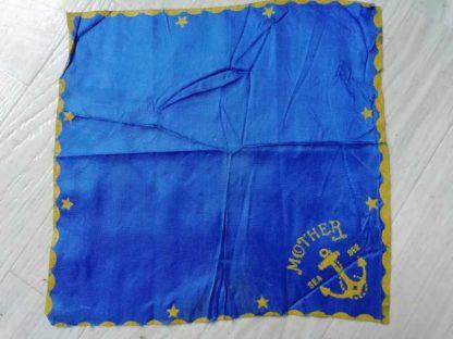 Mouchoir SEABEES bleu
