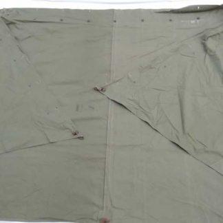 Demie toile de tente US non datée