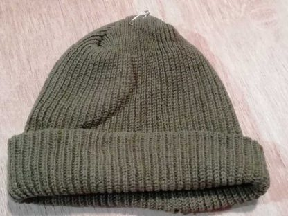 Bonnet commando original en laine