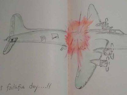 Album d'un POW de l'US AIR FORCE