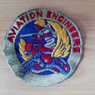 Insigne original AVIATION ENGINEERS