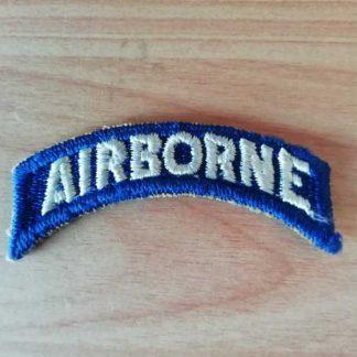 TAB AIRBORNE original bleu