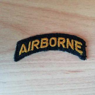 TAB AIRBORNE original noir