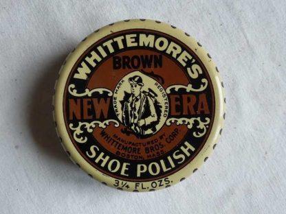 Boite de graisse US de marque WHITTEMORE'S (variante)