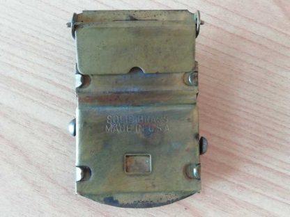 Boucle de ceinture personnalisée