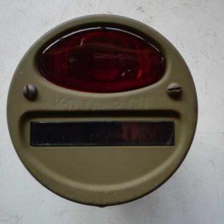 Feu arrière 6 volts (KD Lamp)