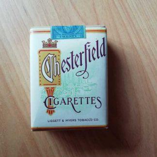 Paquet CHESTERFIELD de 1945 (marché civil)