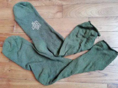 Paire de chaussettes US réglementaires OD7