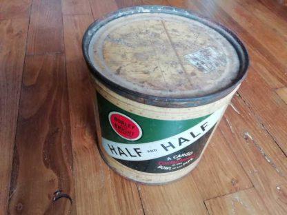 Boite à tabac de PX de marque HALF and HALF
