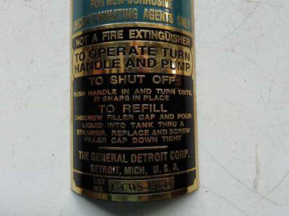 Plaque de décontaminateur M2 repro