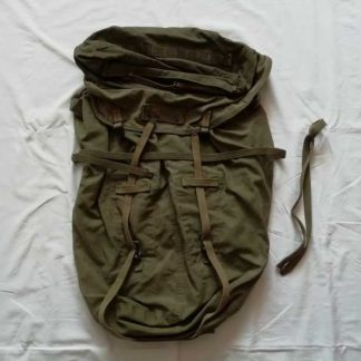 Sac pack jungle OD 7 daté 1944