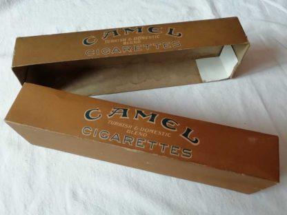 Cartouche CAMEL originale vide