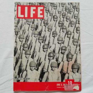 Magazine LIFE du 5 juin 1944 (GI)