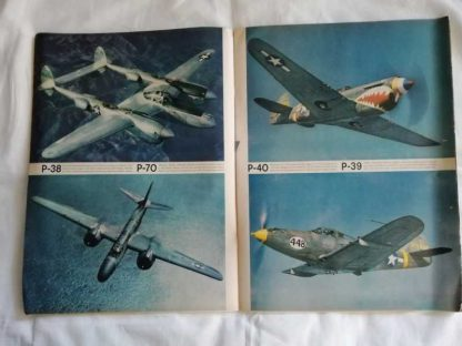 Magazine LIFE du 31 juillet 1944 (photos AIR FORCE)
