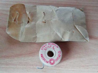 Bobine de fil emballée d'origine