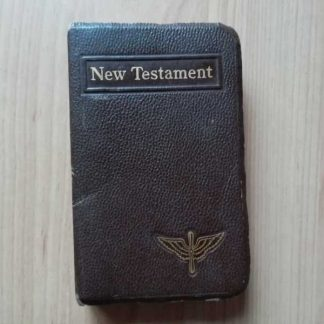 Bible US New Testament AIR FORCE