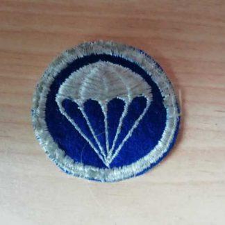 Insigne original de calot infanterie para (feutre)