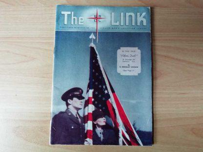 Magazine religieux THE LINK daté 1944