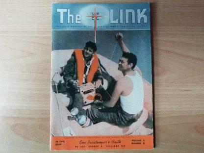 Magazine religieux THE LINK daté 1945