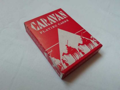 Jeu de cartes CARAVAN neuf