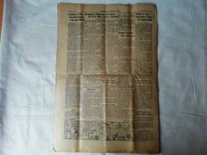 STARS AND STRIPES du 7 octobre 1944