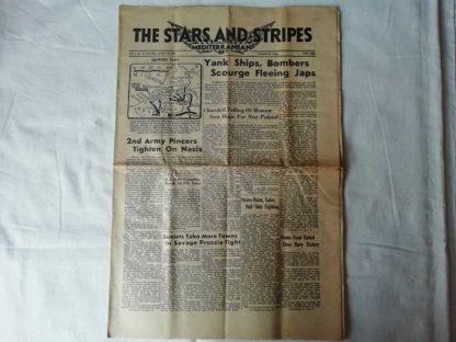STARS AND STRIPES du 28 octobre 1944