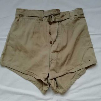 Short original en toile chino (taille S)