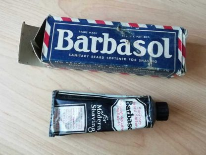 Creme à raser BARBASOL