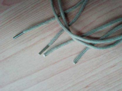 Paire de lacets US pour guêtres (reproduction)