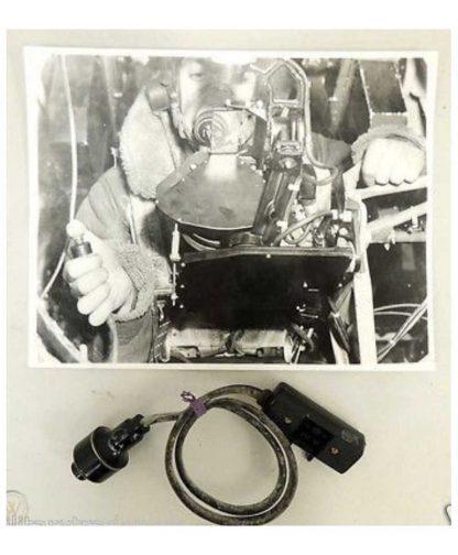 Contacteur électrique utilisé sur LANCASTER et SPITFIRE
