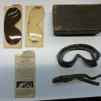 Flying goggles M-1944 neuves