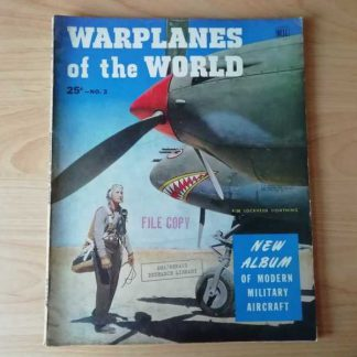 Magazine WARPLANES of the WORLD de 1944