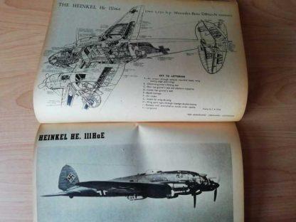 Magazine WARPLANES of the WORLD de 1944