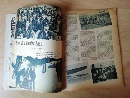 Magazine AIR WORLD de janvier 1945