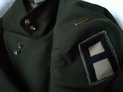 Veste officier NURSE datée 1944