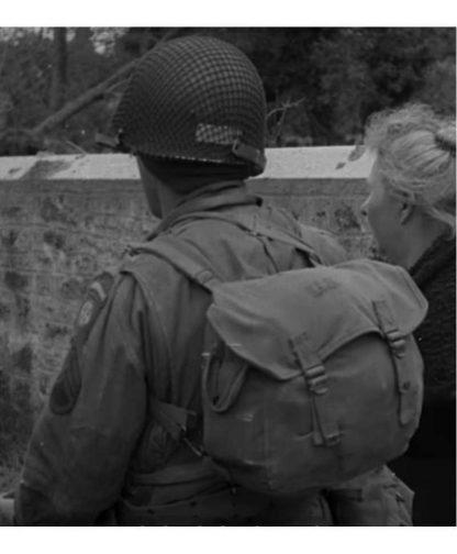 Musette M36 datée 1941