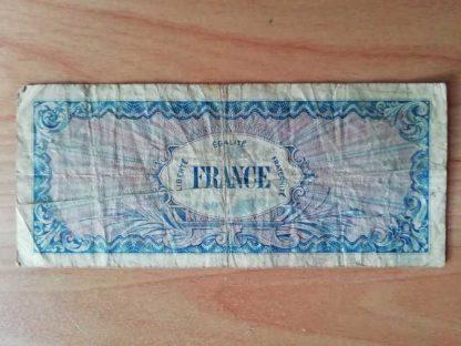 Billet US de 50 francs daté 1944