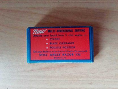 Paquet de lames de rasoir STILL ANGLE