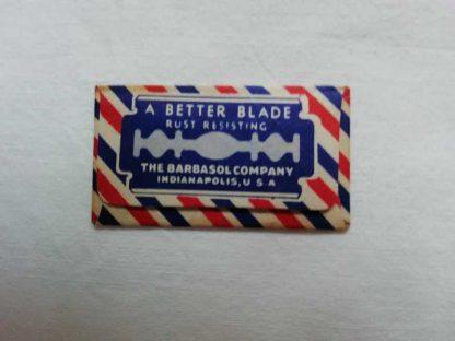 Lame de rasoir BARBASOL