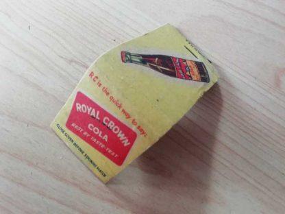 Pochette ROYAL CROWN COLA