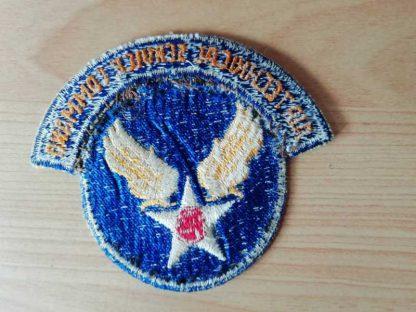 Insigne original ARMY AIR FORCE ATSC