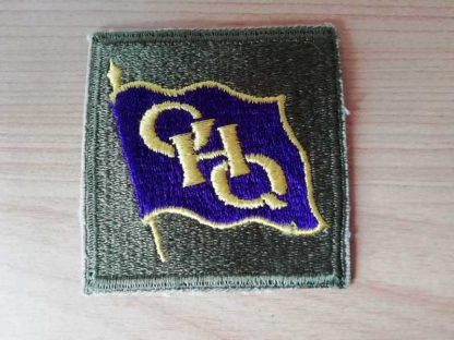 Insigne original GHQ SOUTH PACIFIC